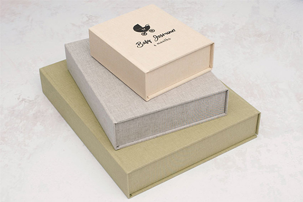 Professional Folio Boxes for mounted prints