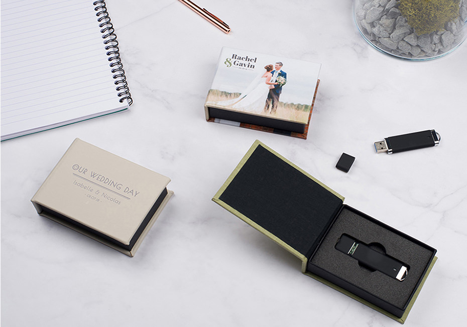 USB Sticks & Presentation Boxes