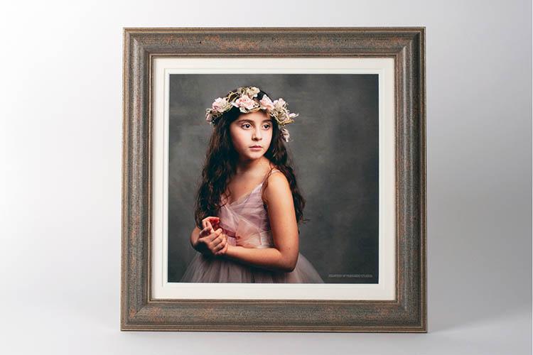 Baroque – Ornate Wooden Photo Frame
