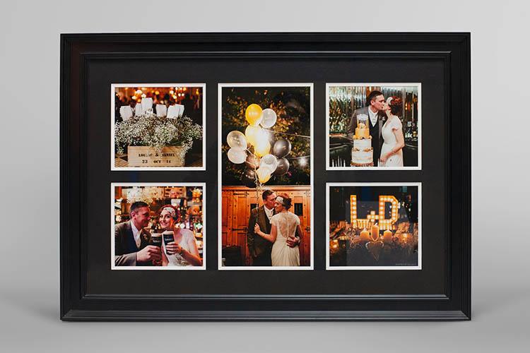 Reggenza – Decorative Wooden Photo Frame