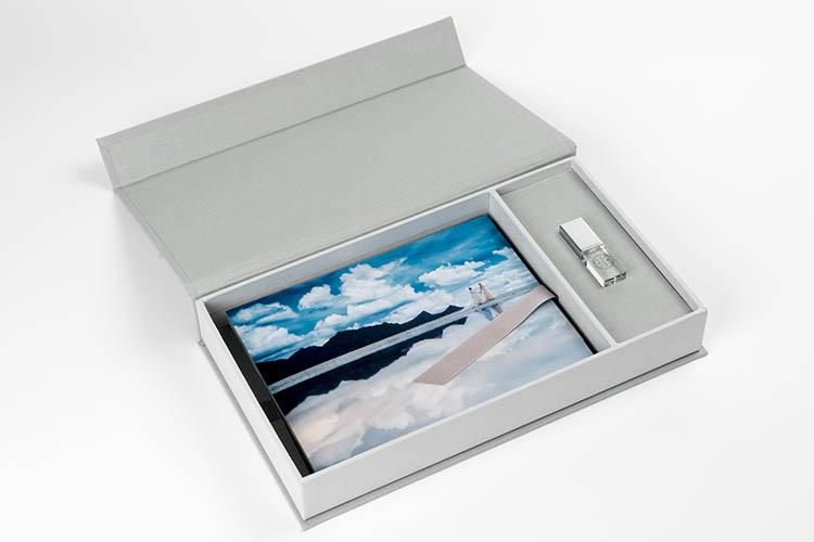 Impressions photo et Boîte USB