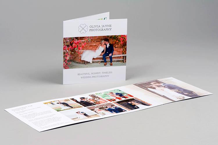 Tri-fold Leaflets