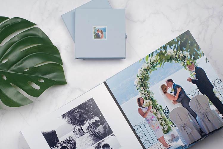 Albums photo de mariage professionnel