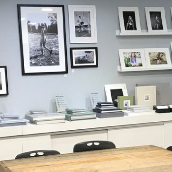 Hertfordshire Showroom of our Products for Photographers