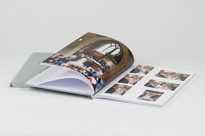 Photo proof books