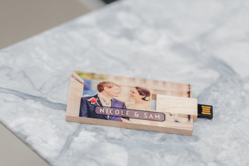 Personalised Credit Card USB