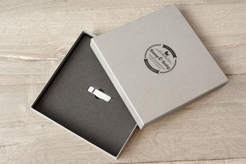 Custom Photo Album Boxes