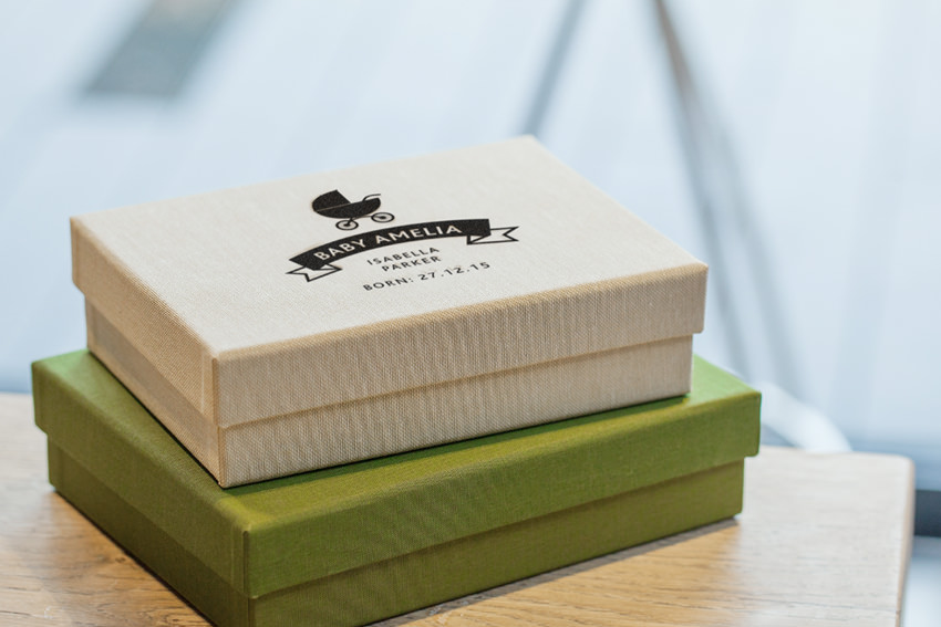 Custom Photo Print Boxes