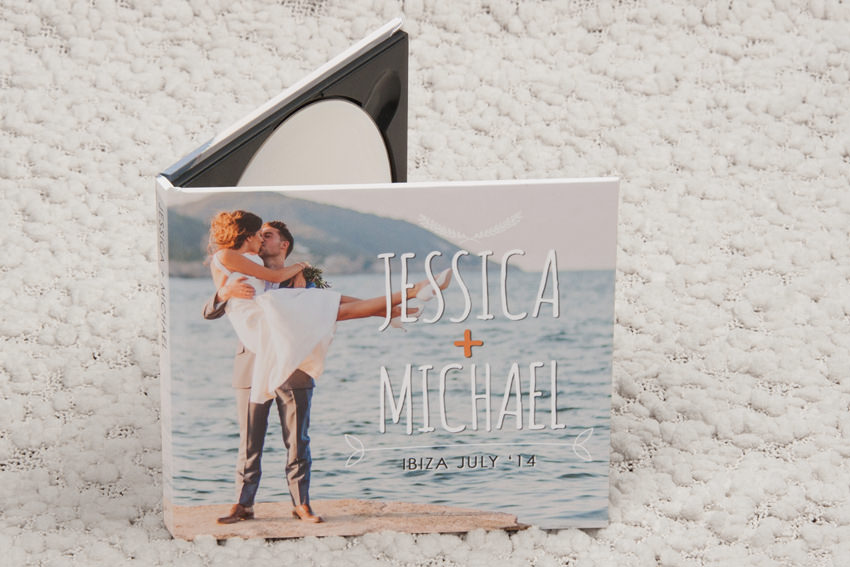 Personalised CD/DVD Cases